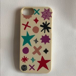 Fossil Iphone 5 Case rubber New